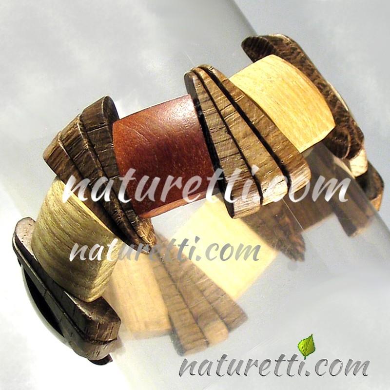 Armschmuck Armband aus Holz