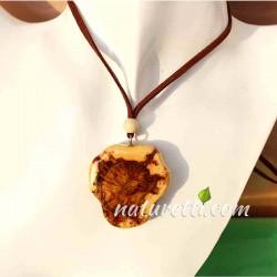 Talisman, Amulett aus Wurzelholz