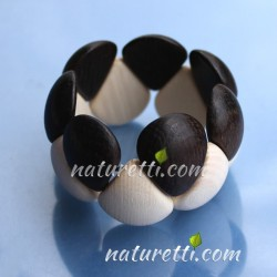Armband aus Holz