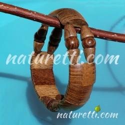 Holz Armschmuck