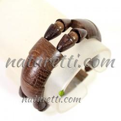 Holzschmuck Armband