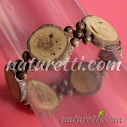Holzschmuck  Armband aus Holz