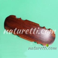 Holzschmuck Haarspange