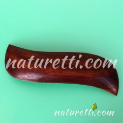 Holzschmuck, Holz Haarspange
