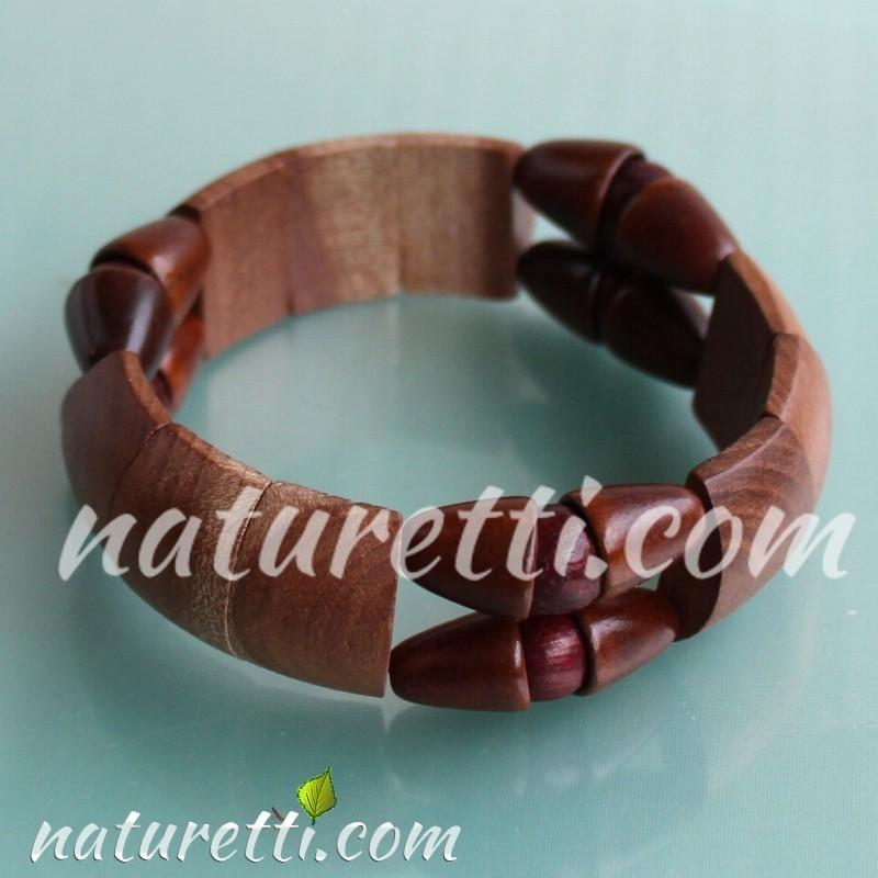 Holz Armband