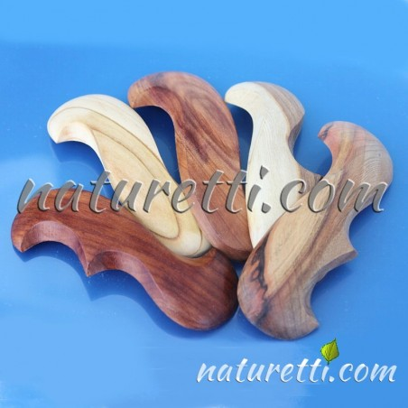 Holz Haarspangen