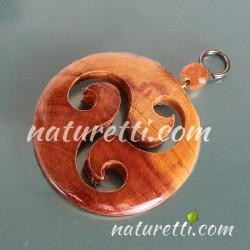Amulett Triskele