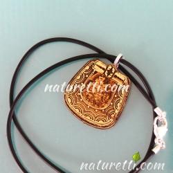 Glücksbringer, Schamanen Amulett aus Sibirien