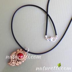 Amulett aus sibirischer...