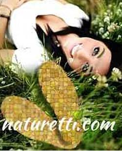 Bio Reflexzonen Massage Einlegesohlen