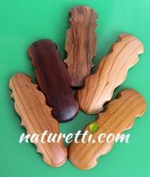 Holz Haarschmuck LEYLA im Orient Design